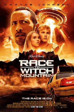 魔鬼山历险记 Race to Witch Mountain (2009)