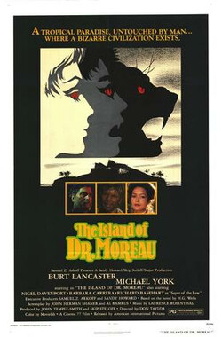 冲出人魔岛 The Island of Dr. Moreau (1977)