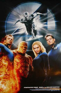 神奇四侠2 Fantastic 4: Rise of the Silver Surfer (2007)