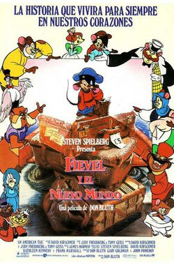 美国鼠谭3:寻宝记 An American Tail: The Treasure of Manhattan Island (1998)