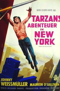 泰山纽约冒险 Tarzan's New York Adventure