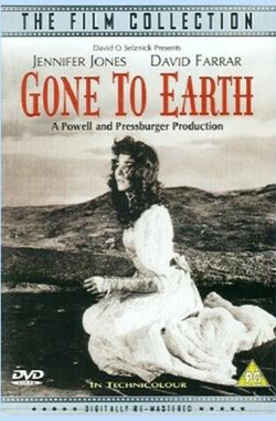 谪仙记 Gone to Earth (1950)