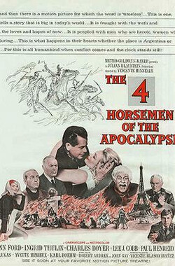 战国英雄 Four Horsemen of the Apocalypse (1962)
