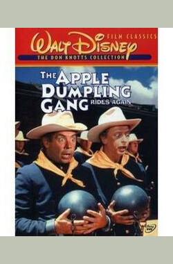 三小福闯金关续集 The Apple Dumpling Gang Rides Again (1979)