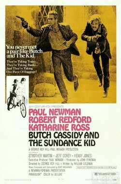 虎豹小霸王 Butch Cassidy and the Sundance Kid (1969)