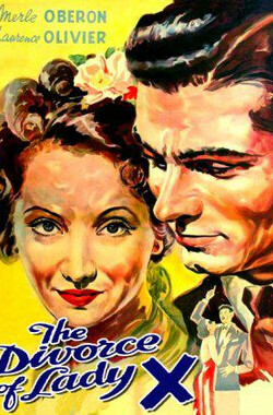 雾夜奇缘 The Divorce of Lady X (1938)