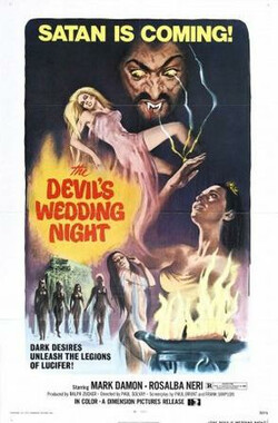恶魔的新婚夜 Devil's Wedding Night (1974)