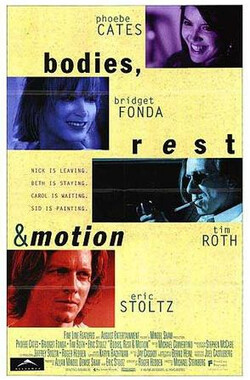 爱情四重奏 Bodies, Rest And Motion (1993)