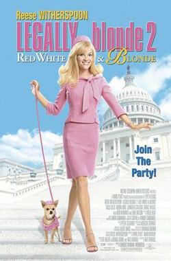 律政俏佳人2 Legally Blonde 2: Red, White & Blonde (2003)