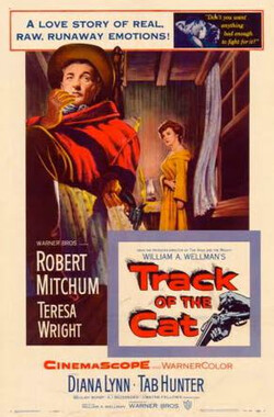 雪山恨 Track of the Cat (1954)