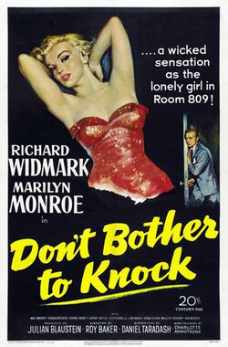 无需敲门 Don't Bother to Knock (1952)