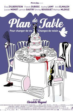 对号入座 Plan de table