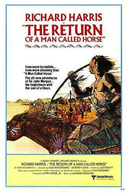 太阳盟续集 The Return of a Man Called Horse (1976)