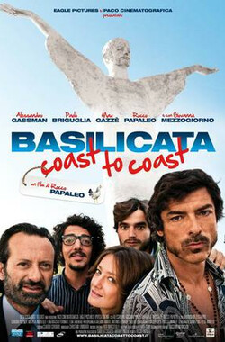 巴斯利卡塔艳阳下 Basilicata Coast to Coast (2010)