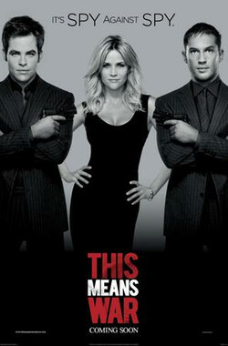 特工争风 This Means War (2012)