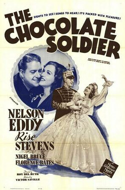 巧克力士兵 The Chocolate Soldier (1941)