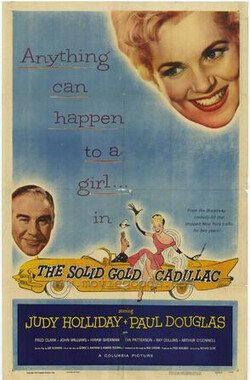 金车玉人 The Solid Gold Cadillac (1956)