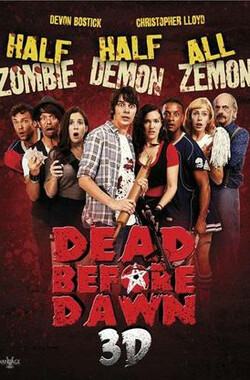 黎明前死 Dead Before Dawn 3D (2012)