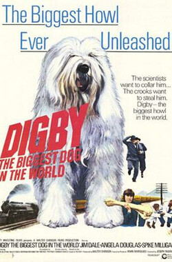 Digby, the Biggest Dog in the World (1976)