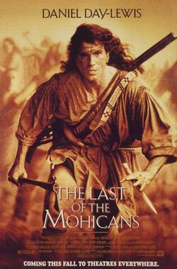 最后的莫希干人 The Last of the Mohicans (1992)