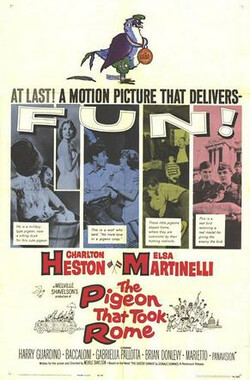 The Pigeon That Took Rome (1962)