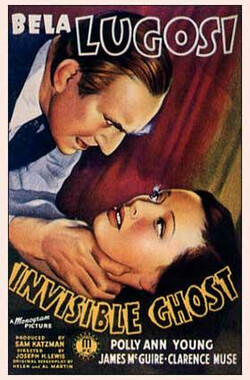 无形幽灵 Invisible Ghost (1945)