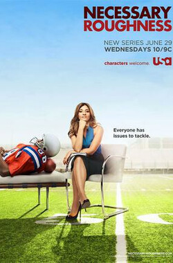 辣女队医 第一季 Necessary Roughness Season 1 (2011)