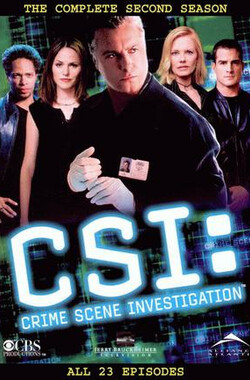 犯罪现场调查 第二季 CSI: Crime Scene Investigation Season 2 (2001)