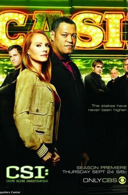 犯罪现场调查 第十季 CSI: Crime Scene Investigation Season 10 (2009)