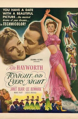 今宵多珍重 Tonight and Every Night (1945)