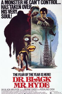 化身博士 Dr. Black, Mr. Hyde (1976)