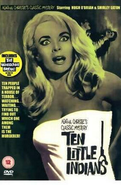 童谣谋杀案 Ten Little Indians (1965)