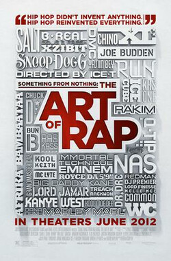 说唱乐的艺术 Something from Nothing: The Art of Rap
