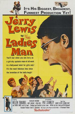 猎艳高手 The Ladies Man (1961)