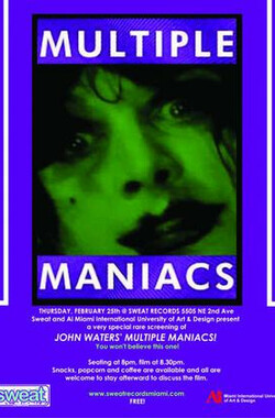 疯狂人生 Multiple Maniacs (1970)