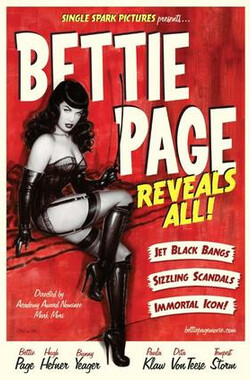 贝蒂佩吉的一切 Bettie Page Reveals All (2012)