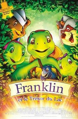 小乌龟福兰克林 franklin and the turtle lake treasure (2006)