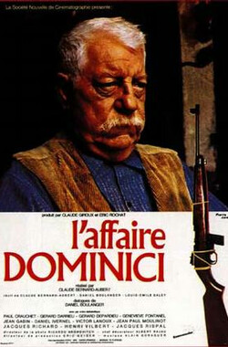 多米尼西案件 Affaire Dominici, L' (1973)