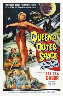 外星女王 Queen of Outer Space (1958)