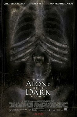孤胆义侠 Alone in the Dark (2009)