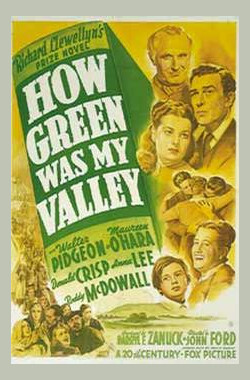 青山翠谷 How Green Was My Valley (1941)