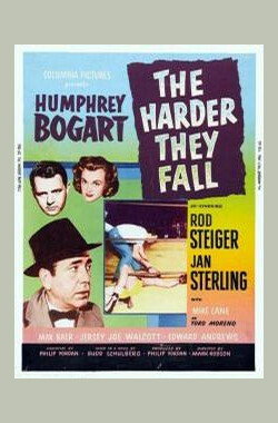 无冕霸王 The Harder They Fall (1956)