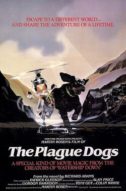 疫病犬 The Plague Dogs (1982)