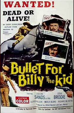 A Bullet for Billy the Kid (1963)