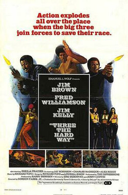 Three the Hard Way (1974)