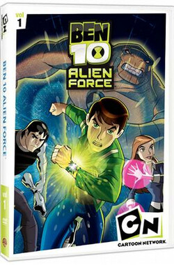 "外星武力 ""Ben 10: Alien Force"""