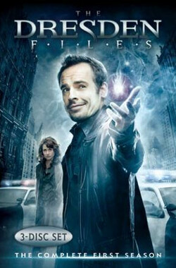The Dresden Files: Storm Front (2007)