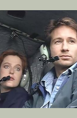 """The X Files"" Season 2, Episode 9: Firewalker (1994)"