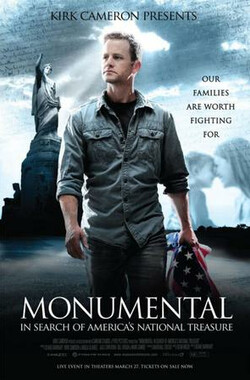 里程碑:探寻美国失落的宝藏 Monumental: In Search of America's National Treasure