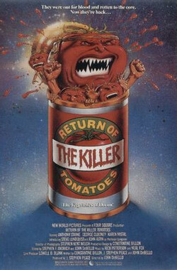 杀人番茄再临 Return of the Killer Tomatoes! (1988)